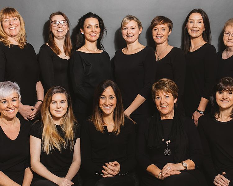 Affinity Dental Care team